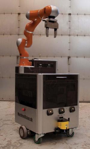 Brugt industrirobot